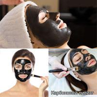 Как приготовить маску с активированным углем в домашних условиях?